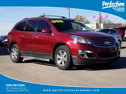 Pre-Owned 2015 Chevrolet Traverse LT FWD Sport Utility