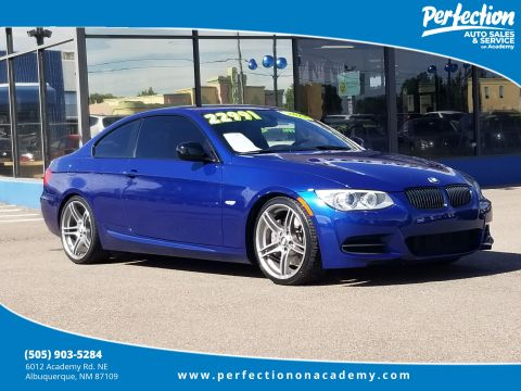 Pre-Owned 2012 BMW 3 Series 335is RWD 2dr Car